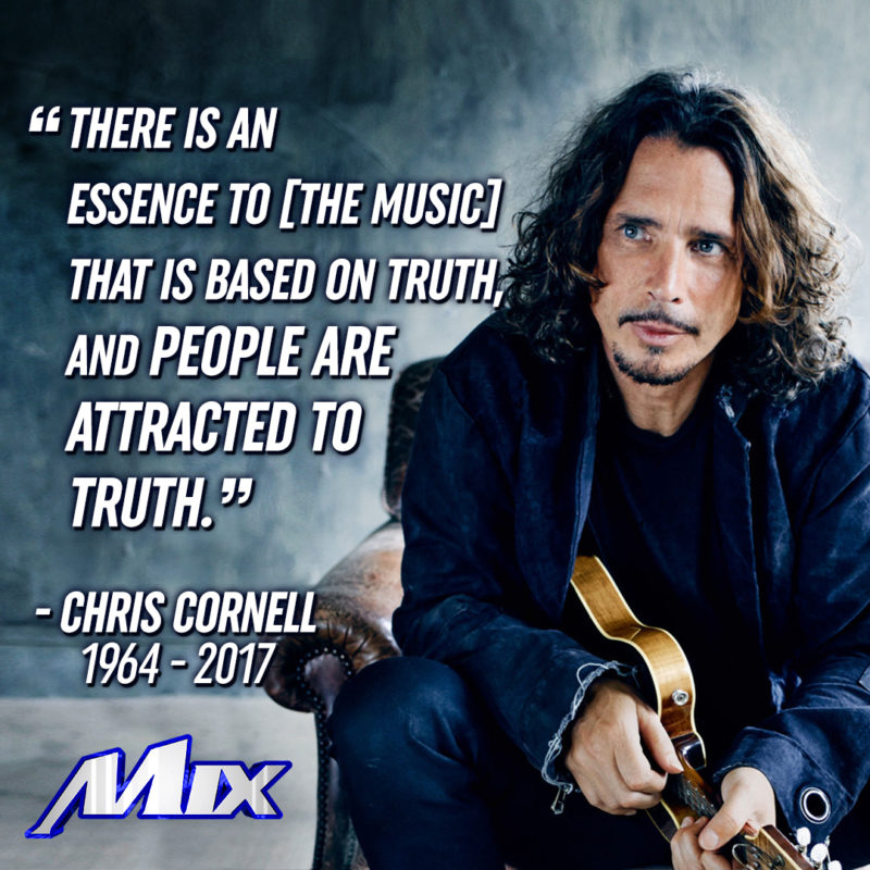 Chris Cornell Audio Tribute