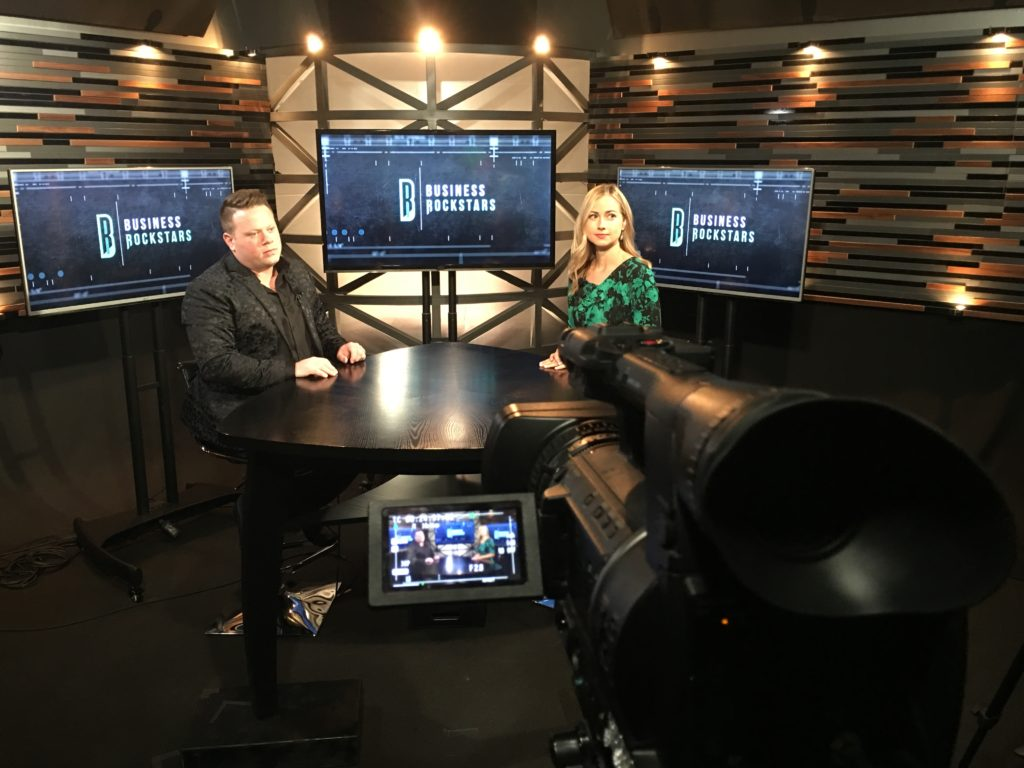 Behind the Scenes with Alex Werhley at Business Rockstars
