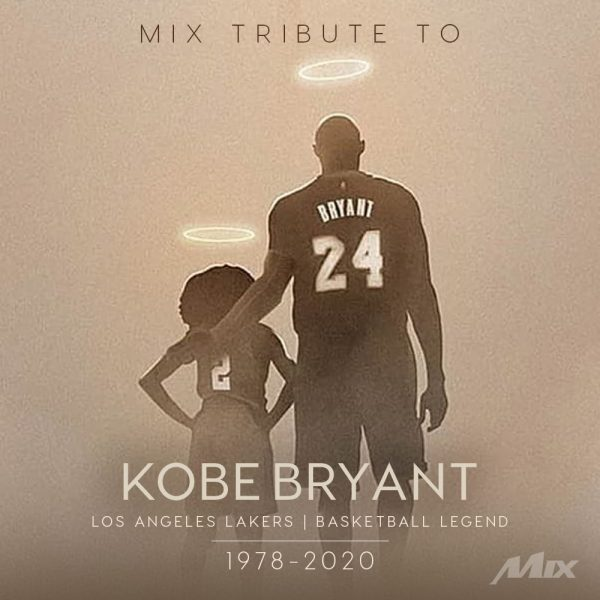 Kobe Bryant Tribute The Mix Group