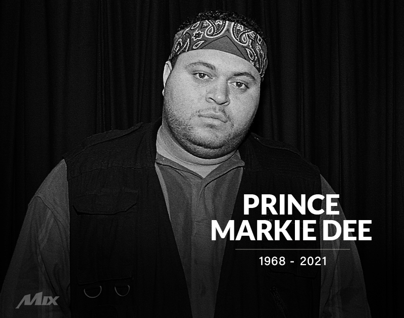 Mix Group Prince Markie Dee Tribute